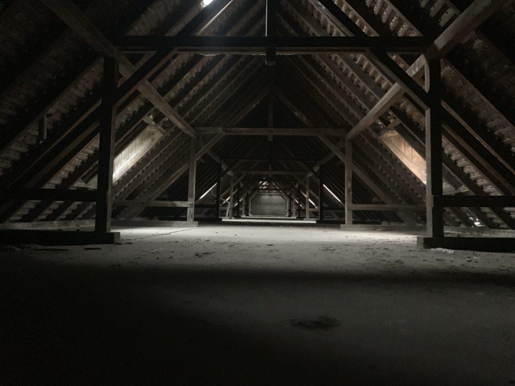 interior attic image