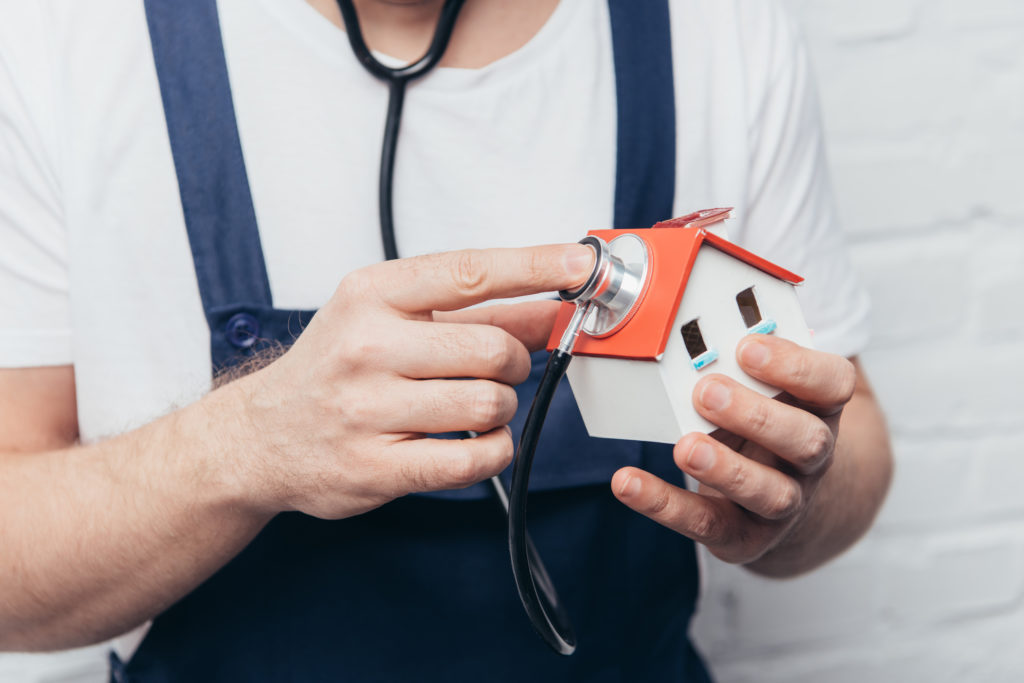 Learn more about commonly missed items in a home inspection